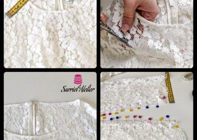 Surriel Atelier Modista Barcelona Arreglo de vestidos de novia