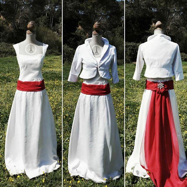 Vestido de novia Gemma, confeccionado por Surriel Atelier - modista Barcelona