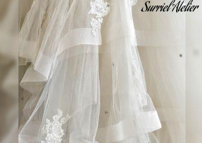 arreglos vestido de novia barcelona modista barcelona surriel atelier