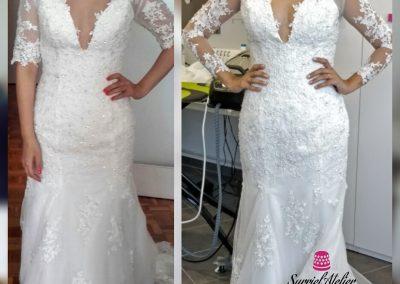 arreglos vestidos de novia barcelona surriel atelier